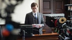 The Escape Artist is David Tennant's new legal drama that will air during the week of 26 October on BBC One.  The final date and time is still to be determined. 
