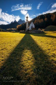 Santa Maddalena by _Mani. Please Like http://fb.me/go4photos and Follow @go4fotos Thank You. :-)