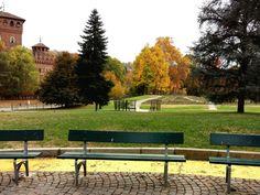 Torino, parco del Valentino - novembre 2017