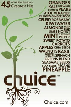 Product Review: Chuice Juice, the Chewy Juice