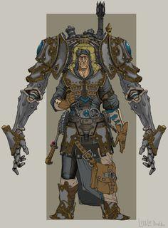 Mechanized Armor