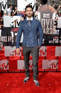 Tyler Hoechlin #MTVMovieAwards