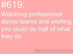 Or the nine year olds on dance moms...