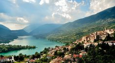 Barrea National Park, Abruzzo region of Italy