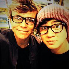 #Ashton & #Calum  #5SOS