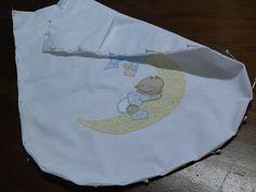 Patch WorK con Mamen: tutorial de colcha de bebé