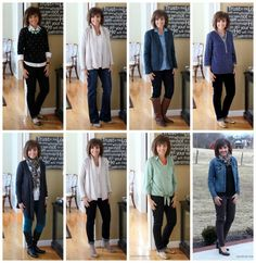 Fashion For Women Over 40-2014 Love these.