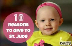Even if you think you know what St. Jude Children's Research Hospital is all about, you'll be blown away by the sheer scope of what the hospital offers. (via Parents.com)