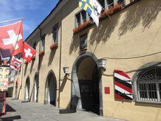 Het Raadhuis van Chur