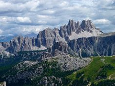 I Cadini dal Lagazuoi (cmaceroni) Tags: mountains montagna dolomiti dolomits World Best Photos, Half Dome, Mount Everest, Cool Photos, Nature, Travel, Naturaleza, Trips, Viajes