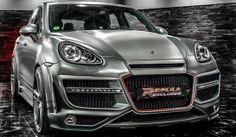 Regula Porsche Cayenne