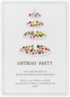 Everyone Loves Sweets - Birthday - Paperless Post