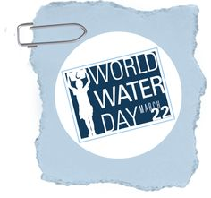World Water Day is March 22nd, a day to think about the role water plays in giving life and restoring hope.