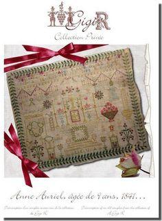 Anne Auriol Gigi R designs