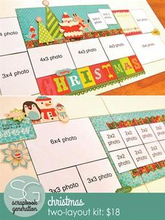 SG: Christmas The blocks saying Christmas could also be presents.