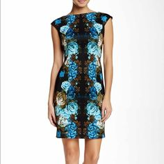 Maggy London dress Floral print. Size 2P. Brand new Maggy London Dresses