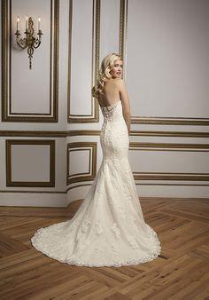 Justin Alexander 8811 Mermaid Wedding Dress
