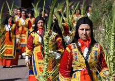 Domenica delle palme a Desulo