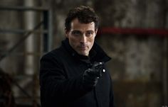 Who's your ideal Inspector Renzo Dante? Rufus Sewell?