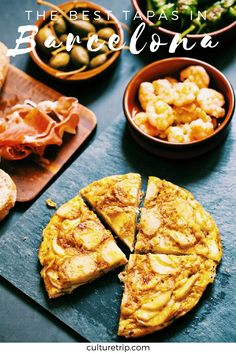 Top Best Places To Eat Tapas In Barcelona, Spain