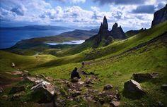 Going to Scotland!