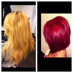 Avant-Apres : Before and after by Shelly!!!! What a difference!!! #before #after #summertimeha