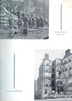 Sheffield Blitz - Story And Pictures Sheffield City, Castle, War, Memories, History, Pictures, Memoirs, Photos, Historia