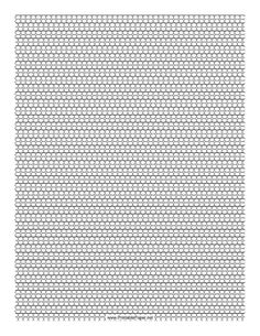 This 2 Seed Bead Brick Pattern beadwork layout graph paper features seed beads in a two-row brick pattern. Free to download and print