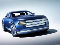 2007 Ford Interceptor Concept
