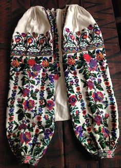 ℳ ε ś ś α ℊ ℯ Folk Costume, Costumes, Polish Embroidery, Ethnic Fashion, Womens Fashion, Folk Clothing, Short Tops, Harem Pants, My Style
