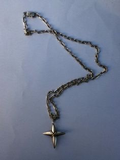 Southern Cruzader This Pendant Represents The Crux Constellation 4 Edges Represent Main