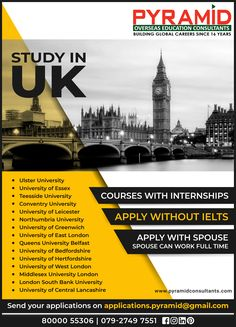 London South Bank University, University Of Greenwich, University Courses, University University, University Of Hertfordshire, Middlesex University, Northumbria University, Uk Visa, Overseas Education