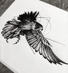 Design idea bird of prey tattoo, bird tattoo men, creative tattoos, unique Tattoos 3d, Eagle Tattoos, Body Art Tattoos, Tattoos For Guys, Sleeve Tattoos, Cool Tattoos, Bird Of Prey Tattoo, Bird Tattoo Men, Bird Drawings