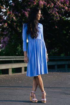 BELLA RAGAZZA blue