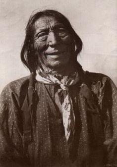 Red Cherries - Northern Cheyenne - 1906