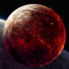 Mustafar Planet