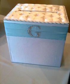 Wedding Reception Gift Box