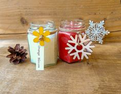 Scented candles. Orange Blossom, Scented Candles, Etsy Seller, Gift Wrapping, Create, Paper Wrapping, Wrapping Gifts, Orange Flowers, Gift Packaging