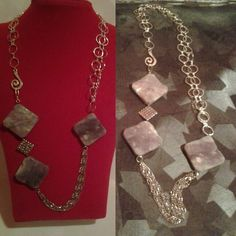 Marble Necklace  $65.00  N32421