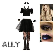 """""""Untitled #922"""" by the-lady-chaos ❤ liked on Polyvore"""