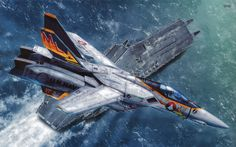 VF-1 over Prometheus