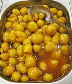 Las Cocinas de Marruecos, limones en conserva