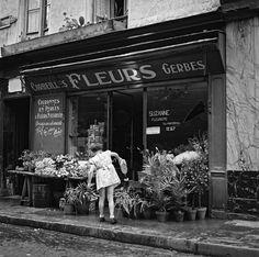 Old flower shop