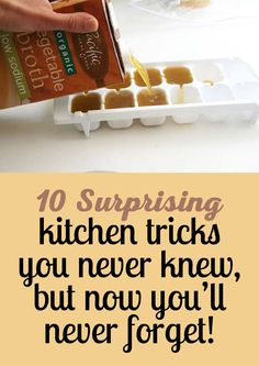 10 Surprising kitchen tricks you need knew but now you'll never forget!