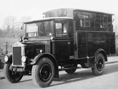 Albion 41 '1928–35 Jaguar Daimler, Tata Motors, Commercial Vehicle, Big Trucks, Vintage Cars, British, Vans, Vehicles, 1920s