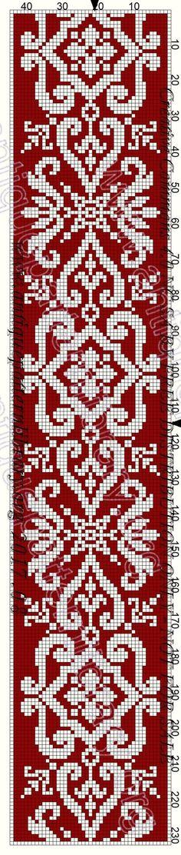 Cross Stitch Borders, Modern Cross Stitch Patterns, Cross Stitch Charts, Cross Stitching, Cross Stitch Embroidery, Crochet Cross, Filet Crochet, Knitting Charts, Knitting Patterns