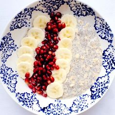 13 Food Blogger Breakfasts Too Easy For Instagram  #refinery29  http://www.refinery29.com/greatist/160#slide-6  Overnight Chia Oat PuddingMy no-brainer breakfast is a mixture of oats, chia seeds, and natural sweeteners: Mix 2 tablespoons chia seeds, 1/3 cup dry rolled oats, a dash of cinnamon, a drizzle of maple syrup, and 1 cup almond milk together. Place in the fridge overnight. In the morning, give it a stir and add your favorite fruit. It's easy to transport and so deliciously healthy. —…