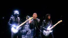 Daft Punk Pharrell Williams - Get Lucky