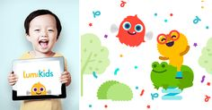LumiKids makes free brain training apps for toddlers and kids