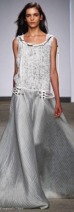 Vionnet Haute Couture Spring Summer 2014